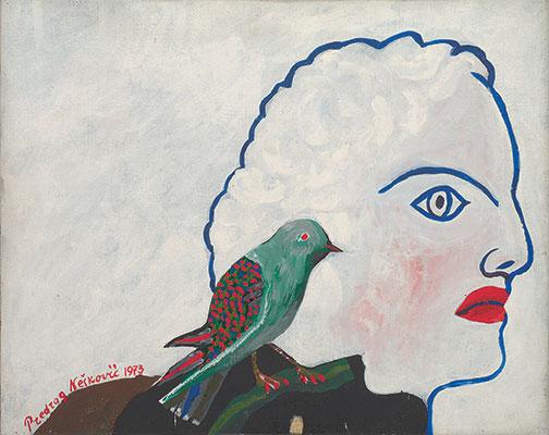 ptica-i-covek-predrag-neskovic
